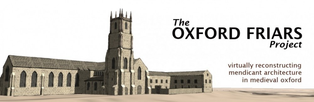 The Oxford Friars Project